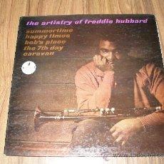 Discos de vinilo: THE ARTISTRY OF FREDDIE HUBBARD IMPULSE A-27 ALBUM. RARO FABRICADO EN USA. Lote 35794430