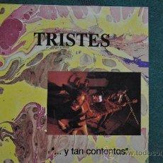 Discos de vinilo: TRISTES