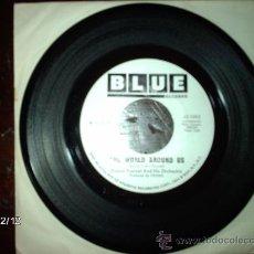 Discos de vinilo: FRANCK POURCEL - THE WORLD AROUND US + THE LONELY SEASON. Lote 35810369