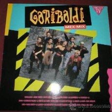 Discos de vinilo: LP-GARIBALDI-MEX/MIX-1990-.. Lote 35811868