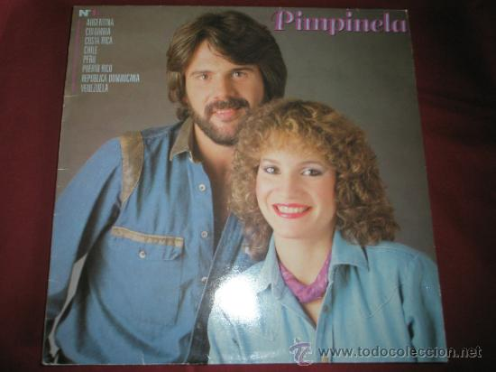 LP-VINILO-PIMPINELA-EPIC-1981/1983-. (Música - Discos - LP Vinilo - Grupos y Solistas de latinoamérica)