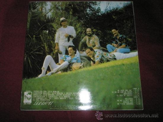 Discos de vinilo: LP-EL COMBO BELGA Y SUS FURIOSOS RUMBEROS-8 CANCIONES-ABUSADORA-SALSA DEL FORO. - Foto 2 - 46855904