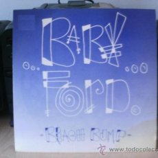 Discos de vinilo: BABY FORD BEACH BUMP SINGLE. Lote 35821700