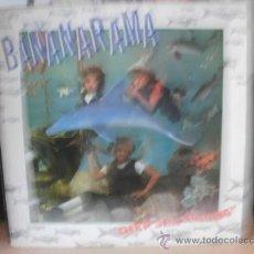 Discos de vinilo: BANANARAMA DEEP SEA SURFING. Lote 35821703