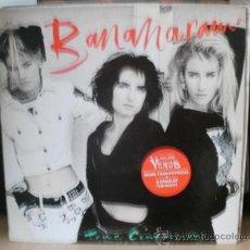 Discos de vinilo: BANANARAMA TRUE CONFESSIONS. Lote 35821704