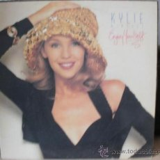 Discos de vinilo: KYLIE MINOGUE ENJOY YOURSELF. Lote 35821768