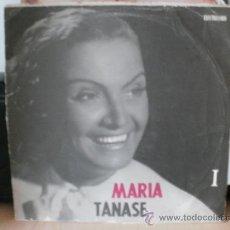 Discos de vinilo: MARIA TANASE. Lote 35821796