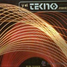 Discos de vinilo: LP Y EL TECNO CONTINUA ( SUN YAMA, JONA LEWIE, THE ASTRONAUTS, POSITIVE NOISE, ETC ). Lote 35826254