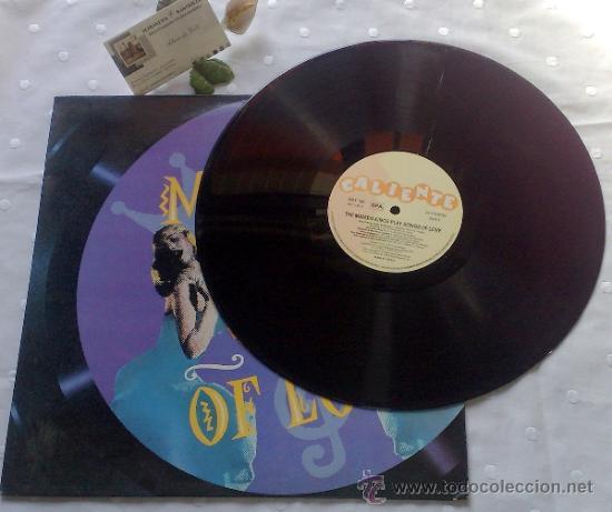 Discos de vinilo: AÑO 1990.- THE MAMBO KINGS OF LOVE - Foto 3 - 35826300