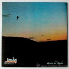 Discos de vinilo: IMAN CALIFATO INDEPENDIENTE··· CAMINO DEL AGUILA - (LP 33 RPM). Lote 35835598