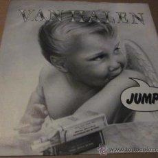 Discos de vinilo: VAN HALEN - JUMP - MADE IN UK IN 1983.. Lote 110158436