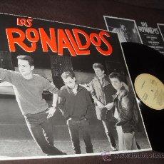 Discos de vinilo: LOS RONALDOS LP MADE IN SPAIN 1987. Lote 35872981