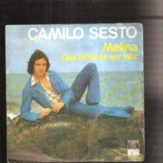 Discos de vinilo: CAMILO SESTO. Lote 35873742