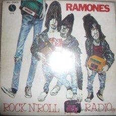 Ramones-Rock N´Roll Radio-Raro