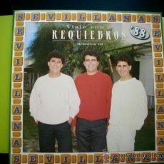 Discos de vinilo: LP DE REQUIEBROS DE 1988, TITULADO 'VIAJE CON...' - MELODÍAS III PEPETO. Lote 35881677