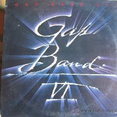 Disques de vinyle: LP - THE GAP BAND - GAP BAND VI (USA, TOTAL EXPERIENCE RECORDS 1984). Lote 35883012
