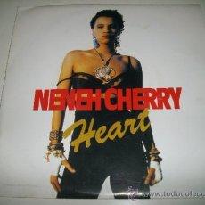 Discos de vinilo: NENEH CHERRY HEART (1990 VIRGIN ESPAÑA) PROMOCIONAL. Lote 35887365