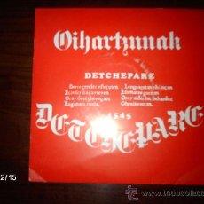 Disques de vinyle: MAITE IDIRIN - MOSEN BERNAT + 3 . Lote 35930269