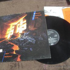 Discos de vinilo: MCAULEY SCHENKER GROUP LP SAVE YOURSELF MADE IN ENGLAND 1989.. Lote 35892015