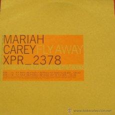 Discos de vinilo: MARIAH CAREY-FLY AWAY MAXI SINGLE 1997 (USA). Lote 35894029
