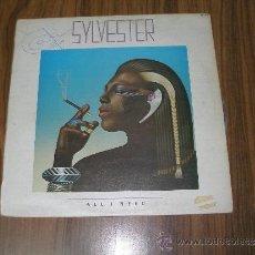 Discos de vinilo: SYLVESTER - ALL I NEED. Lote 35898477