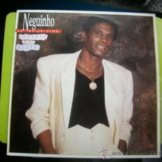 Discos de vinilo: NEGUINHO DA BEIJA -FLOR / CARENTE DE AFETO /LP CBS BRASIL 1989. Lote 35900851