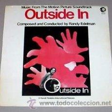 Discos de vinilo: RANDY EDELMAN / OUTSIDE IN 1972 !! RARA 1ª EDIC. ORIG USA !! B.S.O. COLLECTOR !!!. Lote 35904908