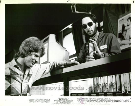 Discos de vinilo: randy edelman / Outside In 1972 !! RARA 1ª EDIC. ORIG USA !! B.S.O. COLLECTOR !!! - Foto 4 - 35904908