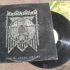 Discos de vinilo: HAWKWIND LP DOREMI FASOL LATIDO MADE IN ENGLAND 1972. Lote 35909638