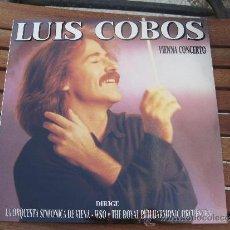 Discos de vinilo: LUIS COBOS VIENNA CONCERTO. Lote 35908741
