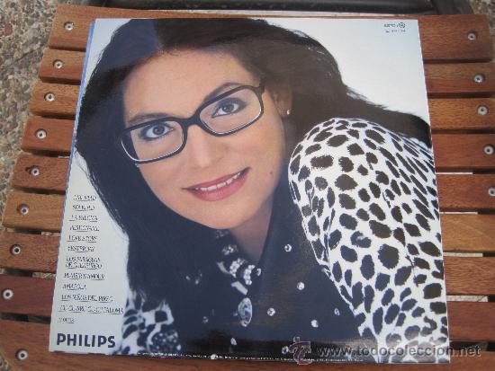 Discos de vinilo: nana mouslouri con toda el alma - Foto 2 - 35908936
