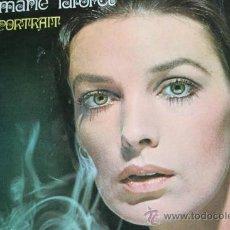 Discos de vinilo: DISCO DOBLE VINILO LP MARIE LAFORET PORTRAIT ALBUM 194 FESTIVAL. Lote 35915626