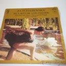 Discos de vinilo: P.I.TCHAIKOVSKYEL LAGO DE LOS CISNES DIRECTOR F.SKVOR ORQUESTA DEL TEATRO DE PRAGA. Lote 35922373