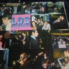 Discos de vinilo: LOS PEKENIKES--ORIGINAL HISPAVOX 1967. Lote 35926661
