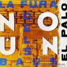 Discos de vinilo: LA FURA DELS BAUS - NOUN - ELPALO - PROMO 1990. Lote 35929765