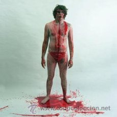 Discos de vinilo: LP JAY REATARD - BLOOD VISIONS VINILO ROJO TRANSPARENTE + SINGLE PUNK. Lote 13485822