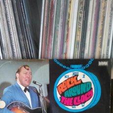 Discos de vinilo: BILL HALEY & THE COMETS - ROCK AROUND THE CLOCK. Lote 35941990