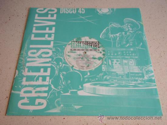 SHABBA RANKS & OTROS ( GOLDEN TOUCH 4 VERSIONES ) ENGLAND-1990 MAXI45 GREENSLEEVES RECORDS (Música - Discos de Vinilo - Maxi Singles - Reggae - Ska)