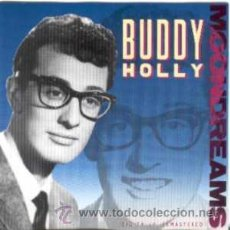 Discos de vinilo: LP BUDDY HOLLY MOONDREAMS. Lote 35955450