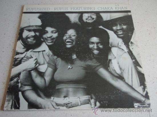 Discos de vinilo: RUFUS featuring CHAKA KHAN ( RUFUSIZED ) NEW YORK-USA 1974 LP33 ABC RECORDS - Foto 2 - 5187000
