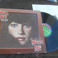 Discos de vinilo: KIKI DEE BAND LP I'VE GOT THE MUSIC IN ME MADE IN USA 1974 MCA 458. Lote 35992690