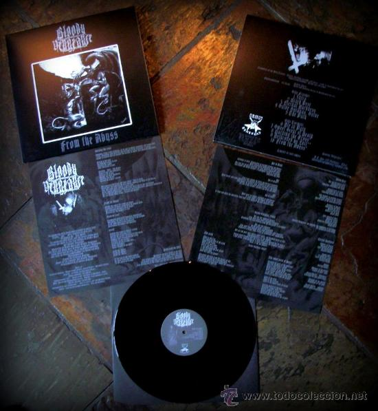 Discos de vinilo: BLOODY VENGANCE From the abyssLP SPEED-HEAVY BLACK DEATH - Foto 1 - 35999173