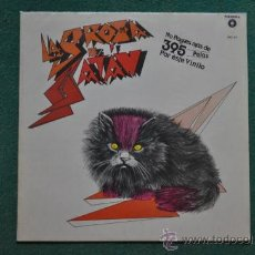 Discos de vinilo: LA BROMA DE SSATAN - ORIGINAL . Lote 36011752