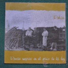 Discos de vinilo: ROHAN - ROSAS NEGRAS. Lote 36014259