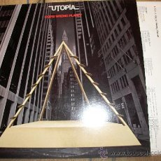 Discos de vinilo: UTOPIA - OOPS! WRONG PLANET. Lote 36016161