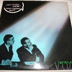 Discos de vinilo: VOCODER / ¿ QUE SUCEDE AHORA ? / NEON DANZA 1984. Lote 36018207