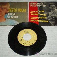 Discos de vinilo: LOTE TRES DISCOS VARIADOS /DONOVAN-PETER HOLM-BRUNO FILIPPINI). Lote 36020747