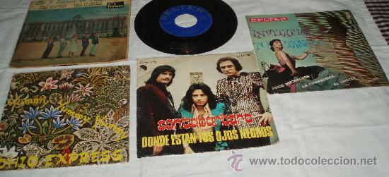 CINCO DISCOS DE VINILO VARIOS ESTILOS (Música - Discos - Singles Vinilo - Otros estilos)