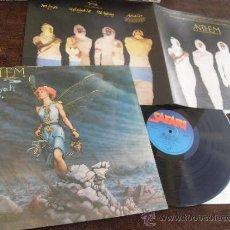 Discos de vinilo: TOYAH LP ANTHEM MADE IN ENGLAND 1981. Lote 36105947