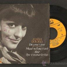 Discos de vinilo: MARIA DOLORES / DIO COME TI AMO (MIRA CON TE AMO) EP - DISCO OBSEQUIO LEJIA. Lote 36031284